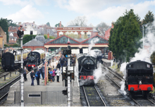 Load image into Gallery viewer, Severn Valley Railway Cards