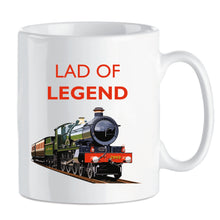 Load image into Gallery viewer, LIMITED EDITION Spring Steam Up Mug 'Lad of Legend'