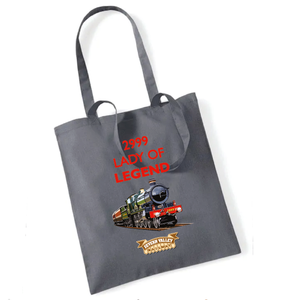 LIMITED EDITION Spring Steam Up Tote Bag