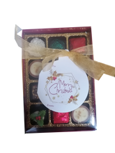 Load image into Gallery viewer, Lefevre 12 chocolate Christmas Box