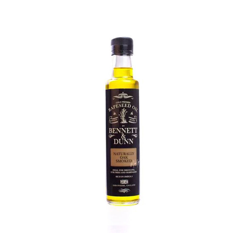 Bennett and Dunn Naturally Oak Smoked Oil 250ml