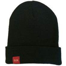 Load image into Gallery viewer, Severn Valley Railway Beanie Hat (Black)