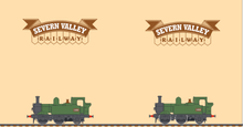 Load image into Gallery viewer, Severn Valley Railway Portable Hot Drink Mug