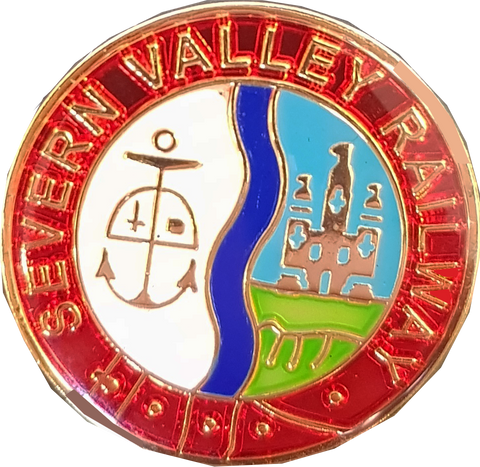 Severn Valley Railway Pin Badge