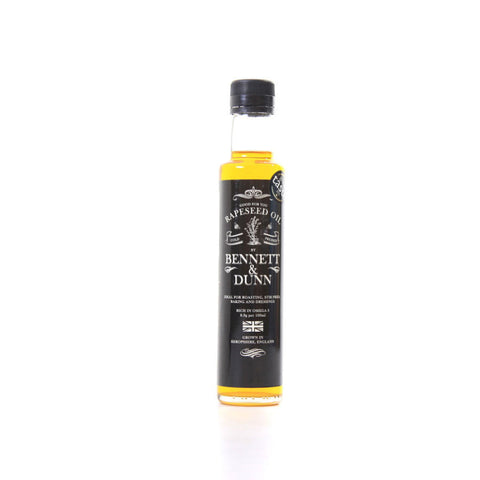 Bennett and Dunn Original Cold Pressed Rapeseed Oil  250ml