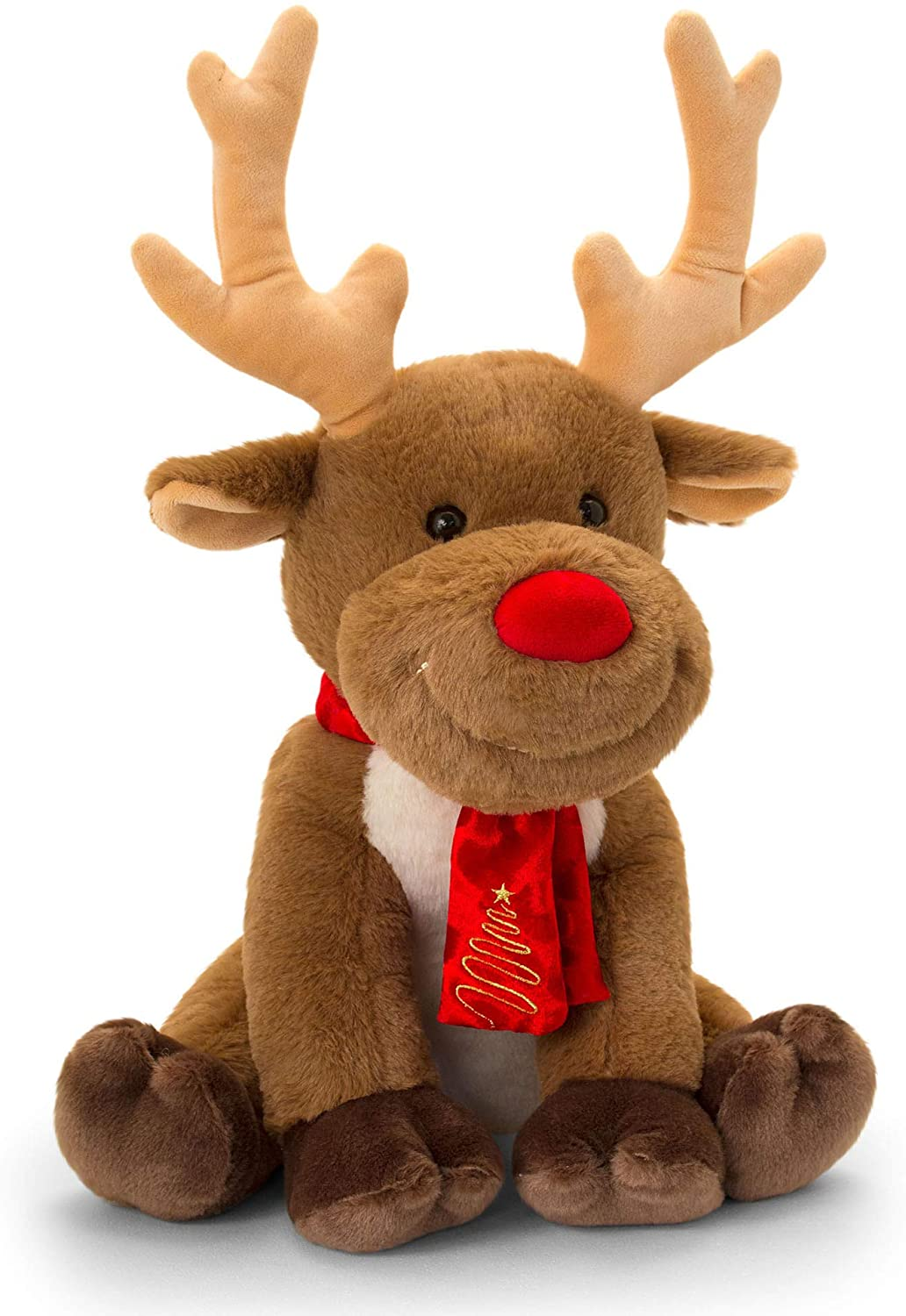 Keel Toys Reindeer (different sizes available!)