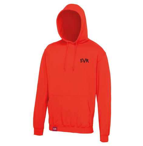 Sunset Orange Severn Valley Railway adult hooded sweatshirt -SVRW0021