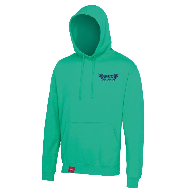Spring Green Severn Valley Railway adult hooded sweatshirt -SVRW0022