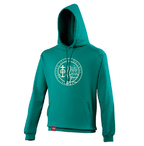 Jade Severn Valley Railway adult hooded sweatshirt -SVRW0024