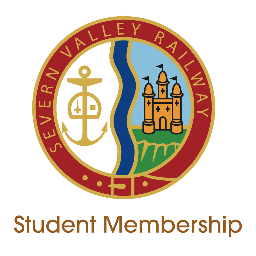 Severn Valley Railway Membership (Student Membership)