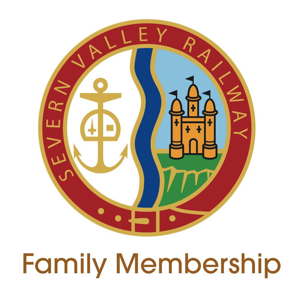 Severn Valley Railway Membership (Family Membership)