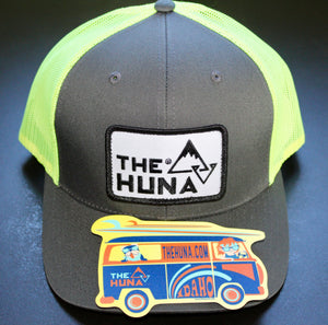 TheHuna Adventure Wagon Sticker