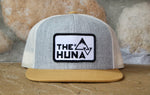 H. Grey/Birch/Biscuit - 6 PANEL CUSTOM TRUCKER Hat