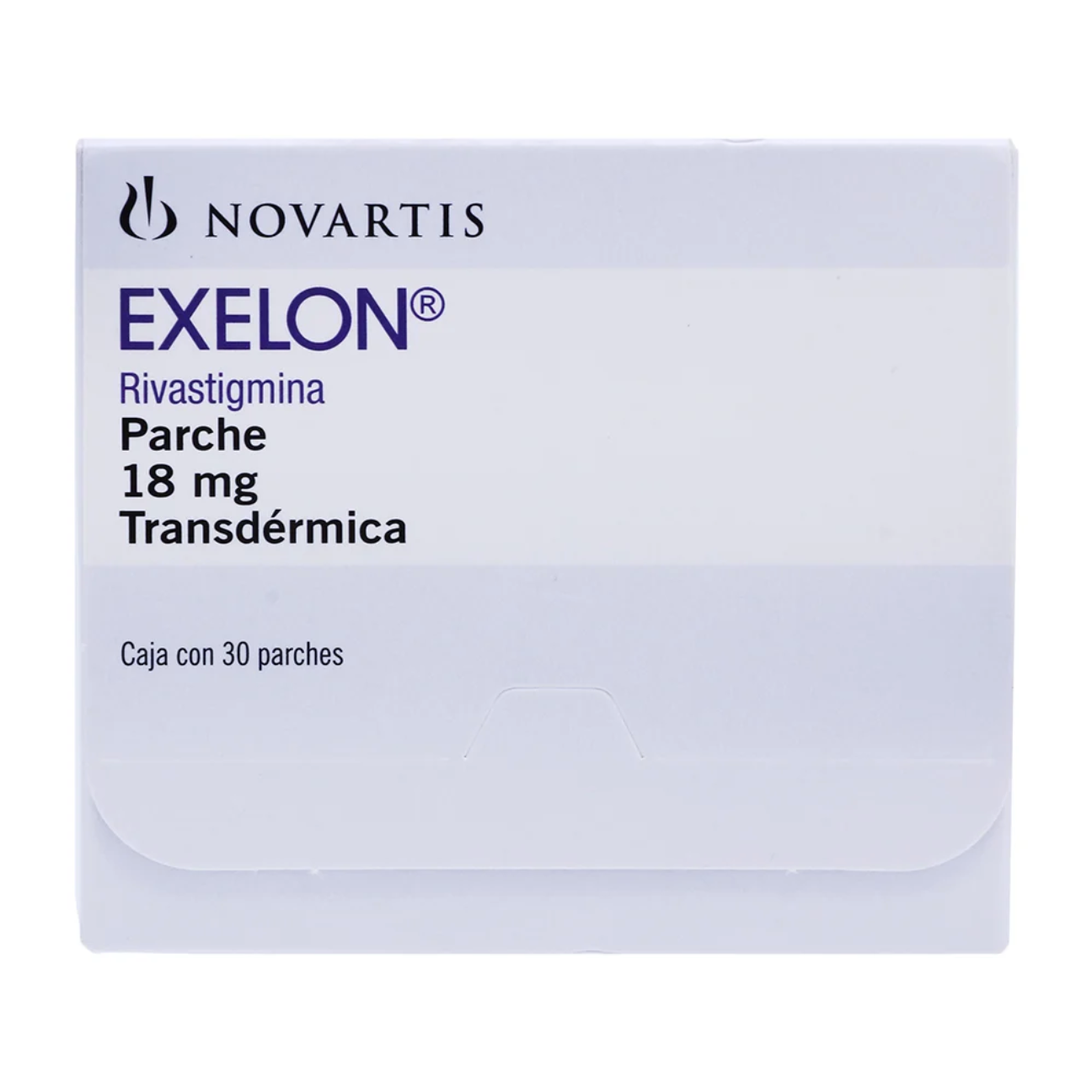 Exelon 18mg c/30 Parches