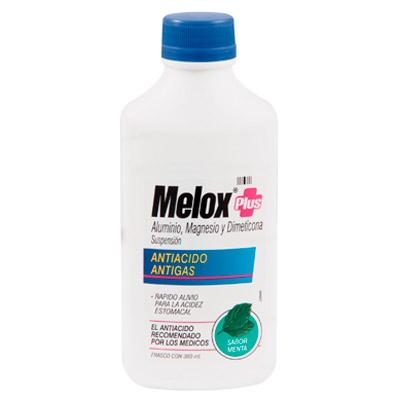 Melox Plus Menta Suspensión 360ml