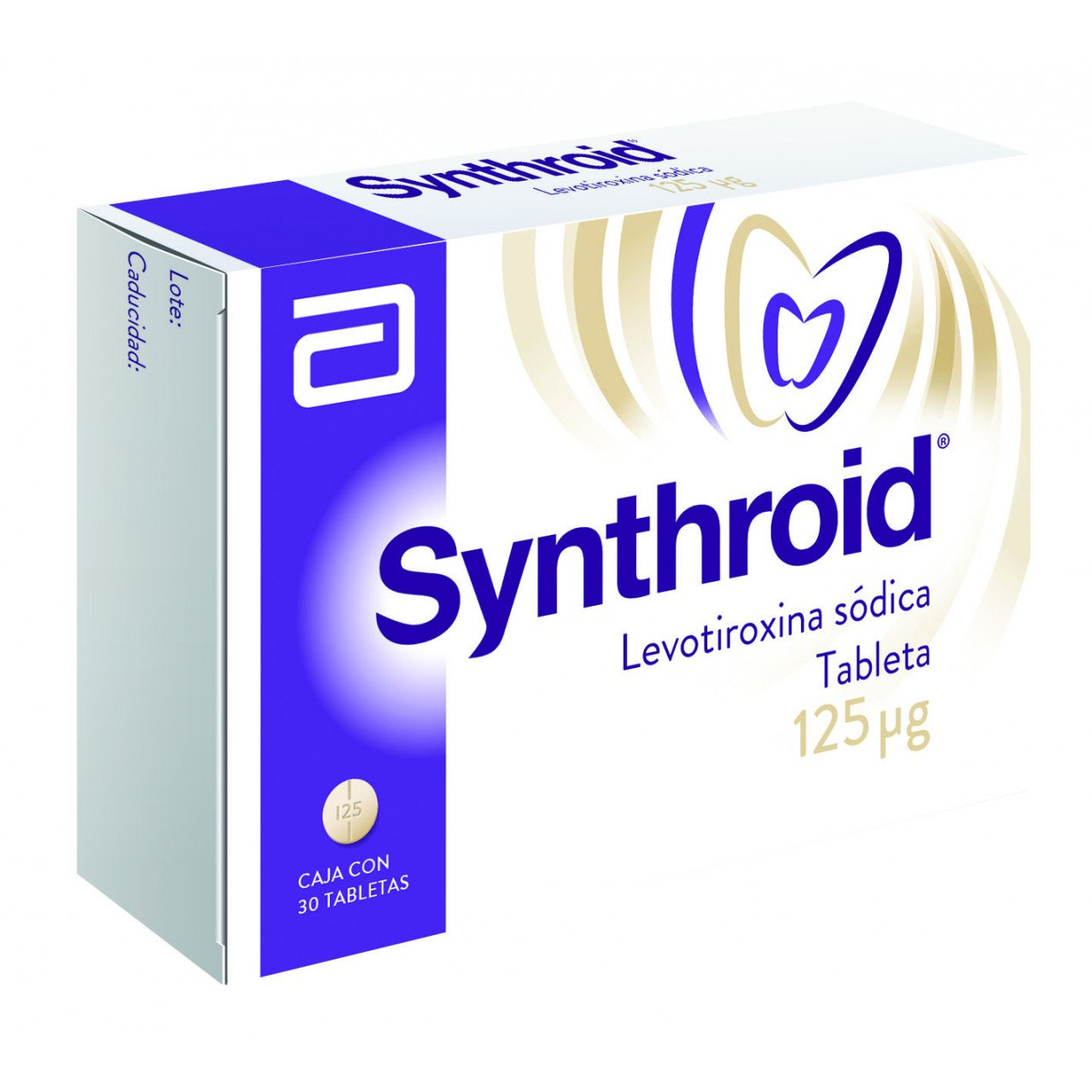 Synthroid Tabletas 100mg c/30