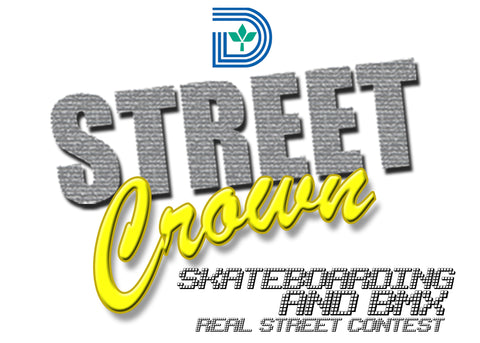 Real Street spot skateboard and BMX street competition