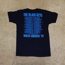 Load image into Gallery viewer, The Black Keys Turn Blue 2014 Tour Tee