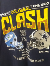Load image into Gallery viewer, Dallas Cowboys Colossal Clash 8 bit Tshirt