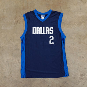 Jason Kidd #2 Mavericks Jersey