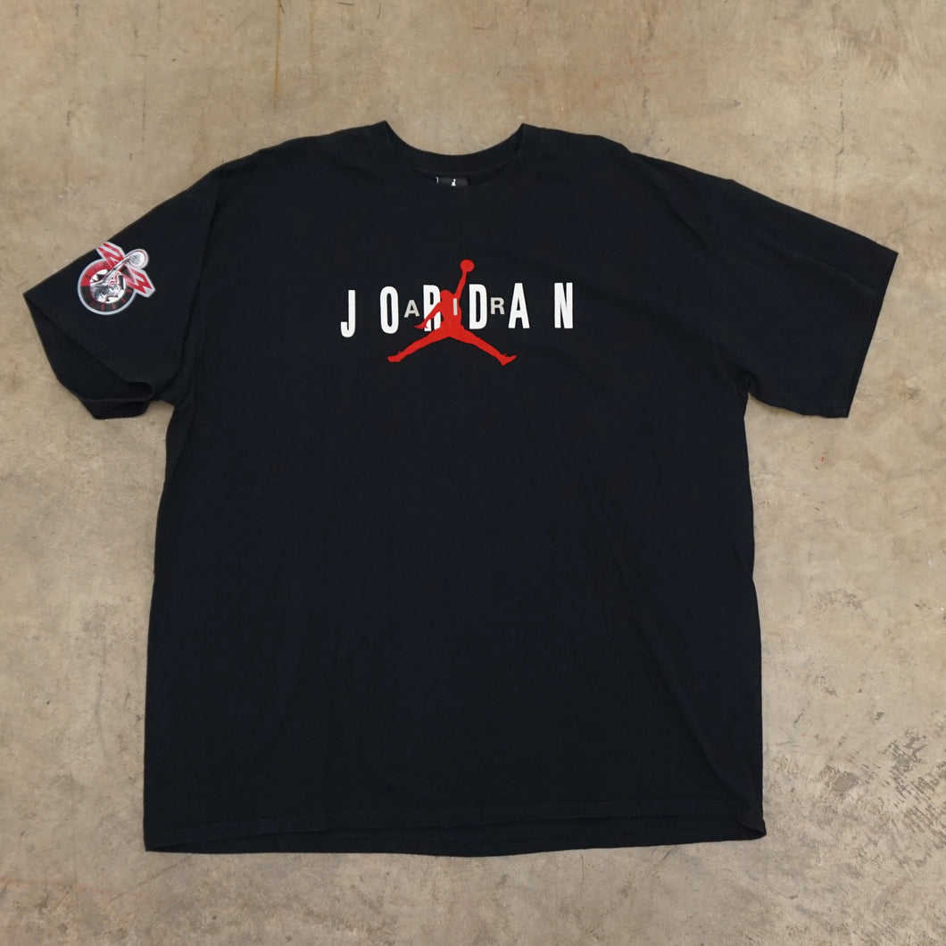 Vintage Air Jordan Black Tag Tshirt
