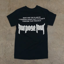 Load image into Gallery viewer, Justin Beiber Purpose Tour Tshirt 2