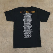 Load image into Gallery viewer, Kelly Clarkson 2012 Tour Tshirt