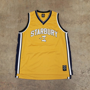Yellow Starbury Jersey