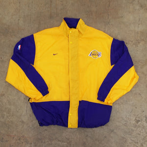 Vintage Nike Lakers Jacket