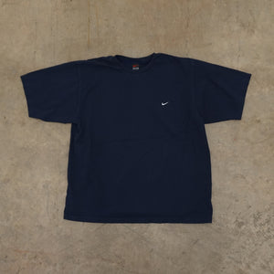 Nike Small Swoosh Black Tag Tshirt
