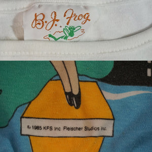 1985 Vintage NYC Betty Boop Blouse
