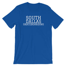 Load image into Gallery viewer, SOUTH DALLAS Skateboarding T-Shirt