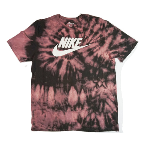 Nike Hand bleached dyed Dri fit Tshirt