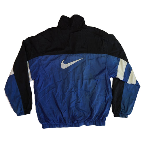 Retro Nike Big Swoosh vintage Windbreaker Jacket