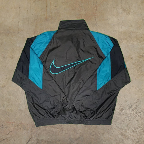 90s Nike Big Swoosh Windbreaker
