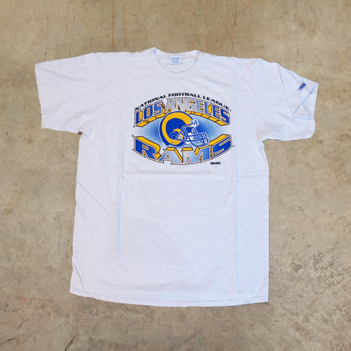 Los Angeles RAMS TRENCH Single Stitch