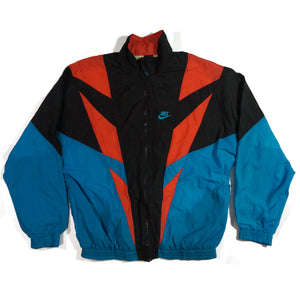 Retro Nike Vintage Colorblock Windbreaker