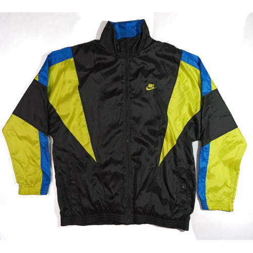 Retro Nike colorblock Windbreaker