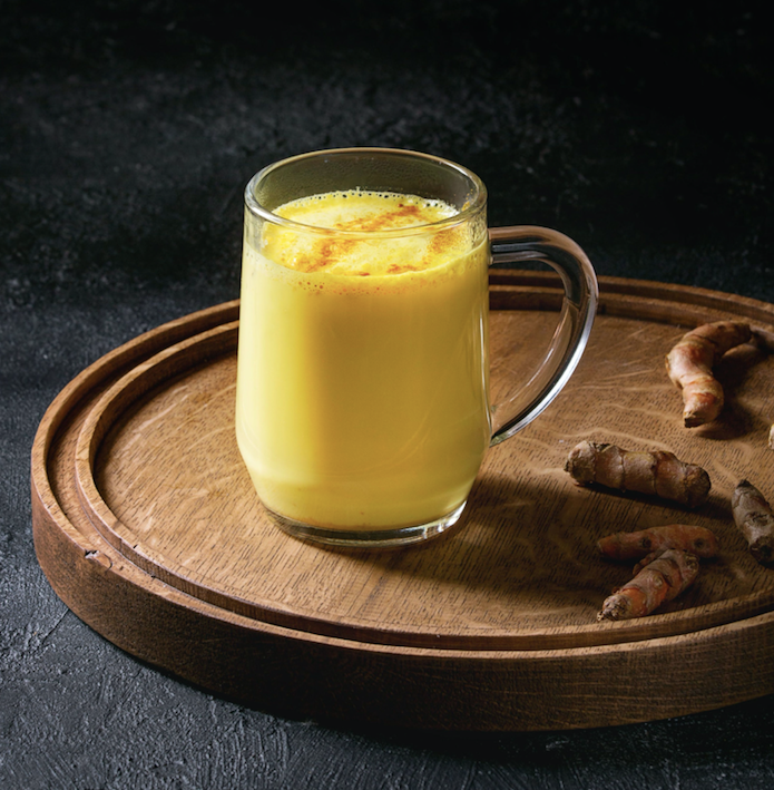 Ayurvedic Moon Milk Recipe - More Body
