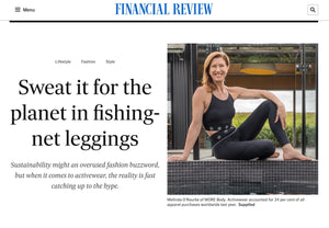 LIFE & LEISURE, AUSTRALIAN FINANCIAL REVIEW, 19 JULY 2019