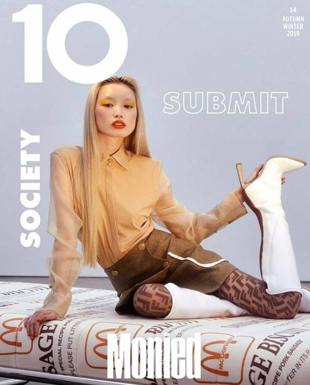 10 Magazine - Hungry Planet Autumn Winter 2019