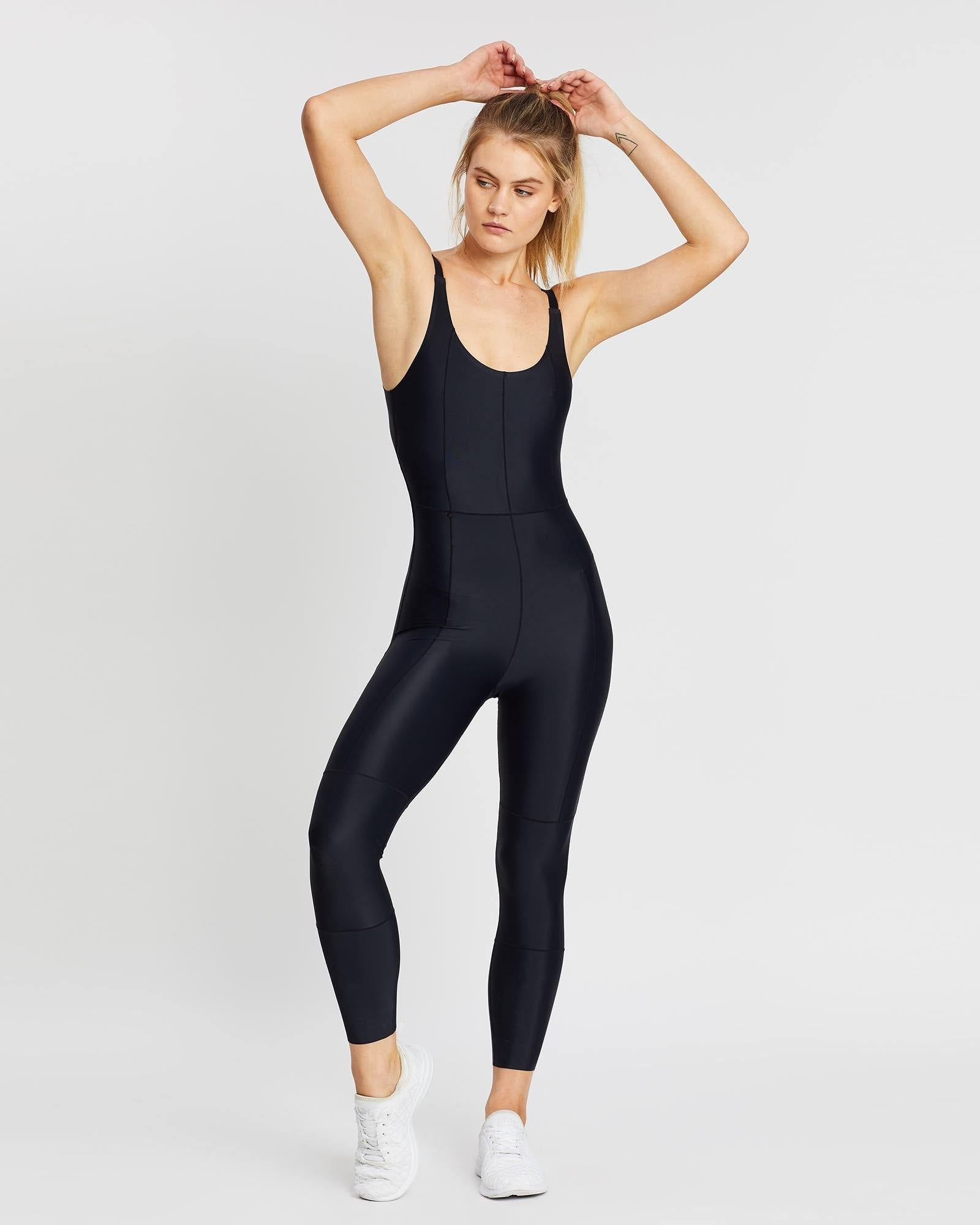 Companion Transverse Long Bodysuit - More Body
