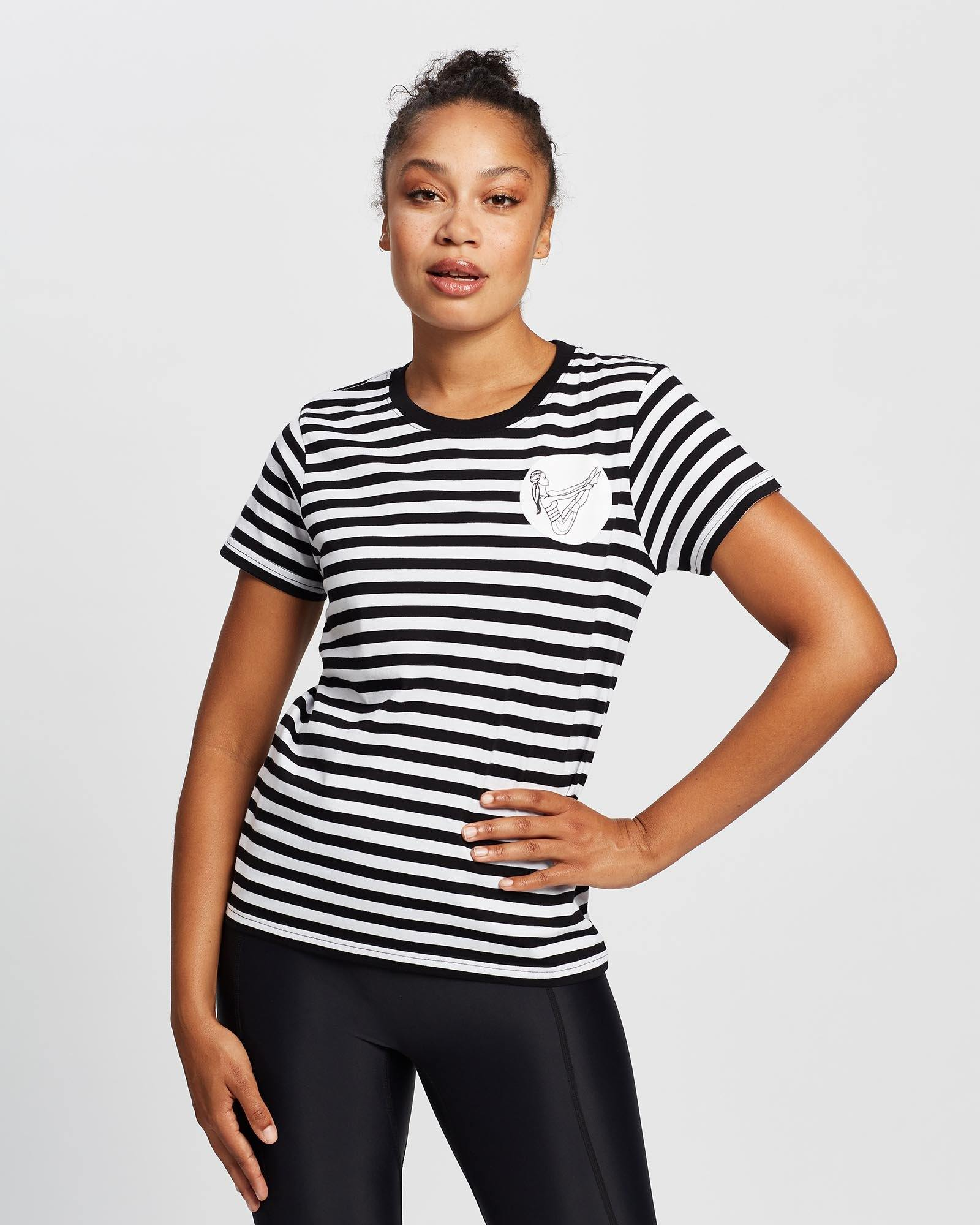 Companion Minor Major Stripe T-shirt