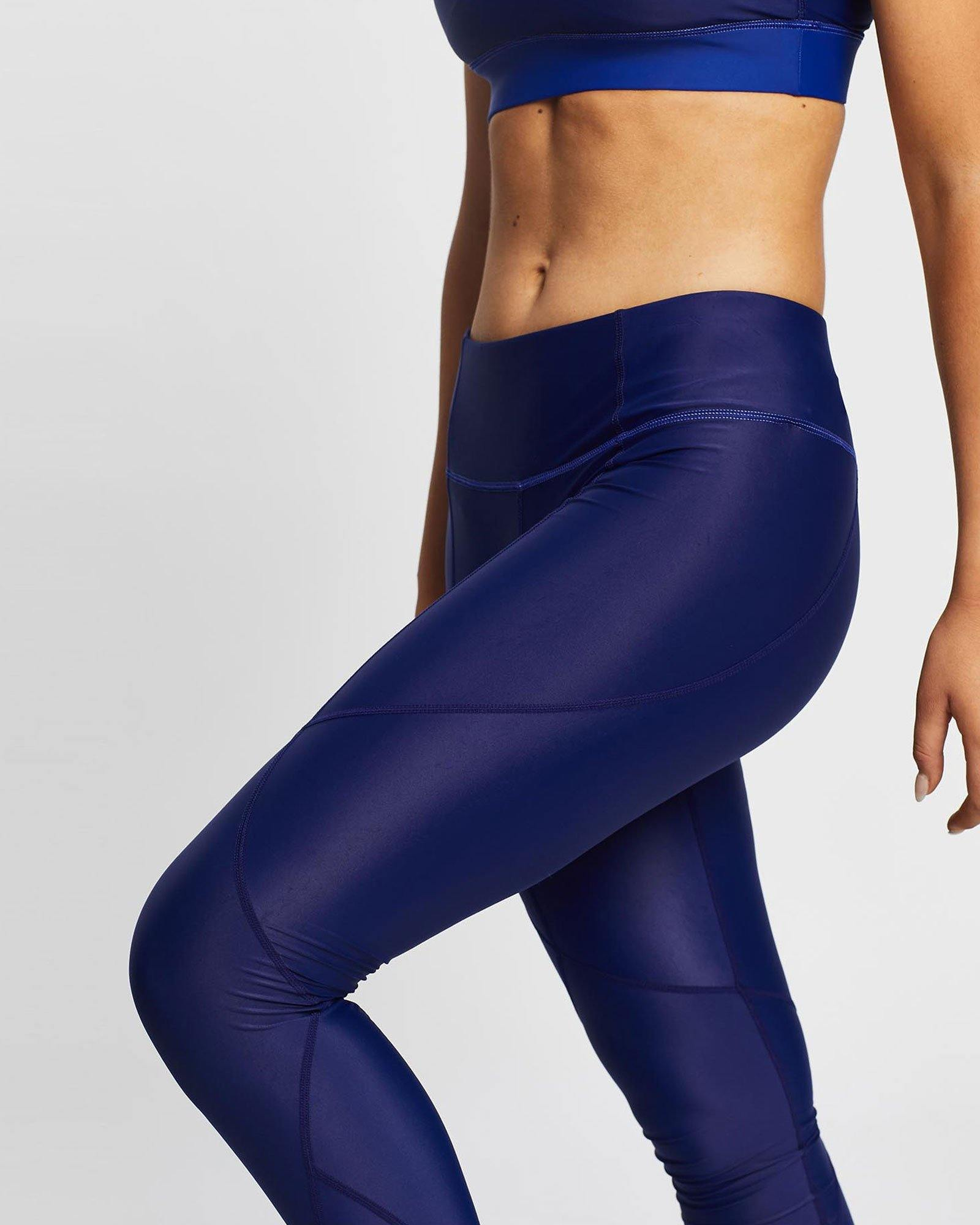 Dame Denim Vastus Mid-Waist Long Legging