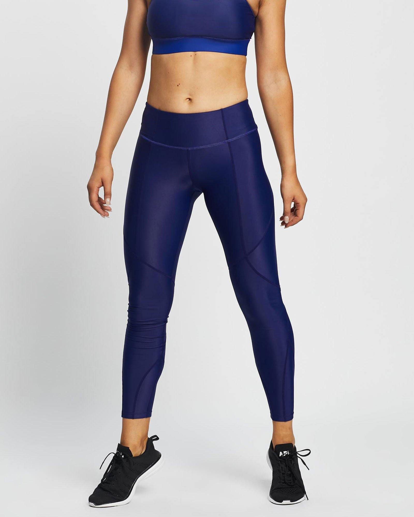 Dame Denim Vastus Mid-Waist Long Legging - More Body