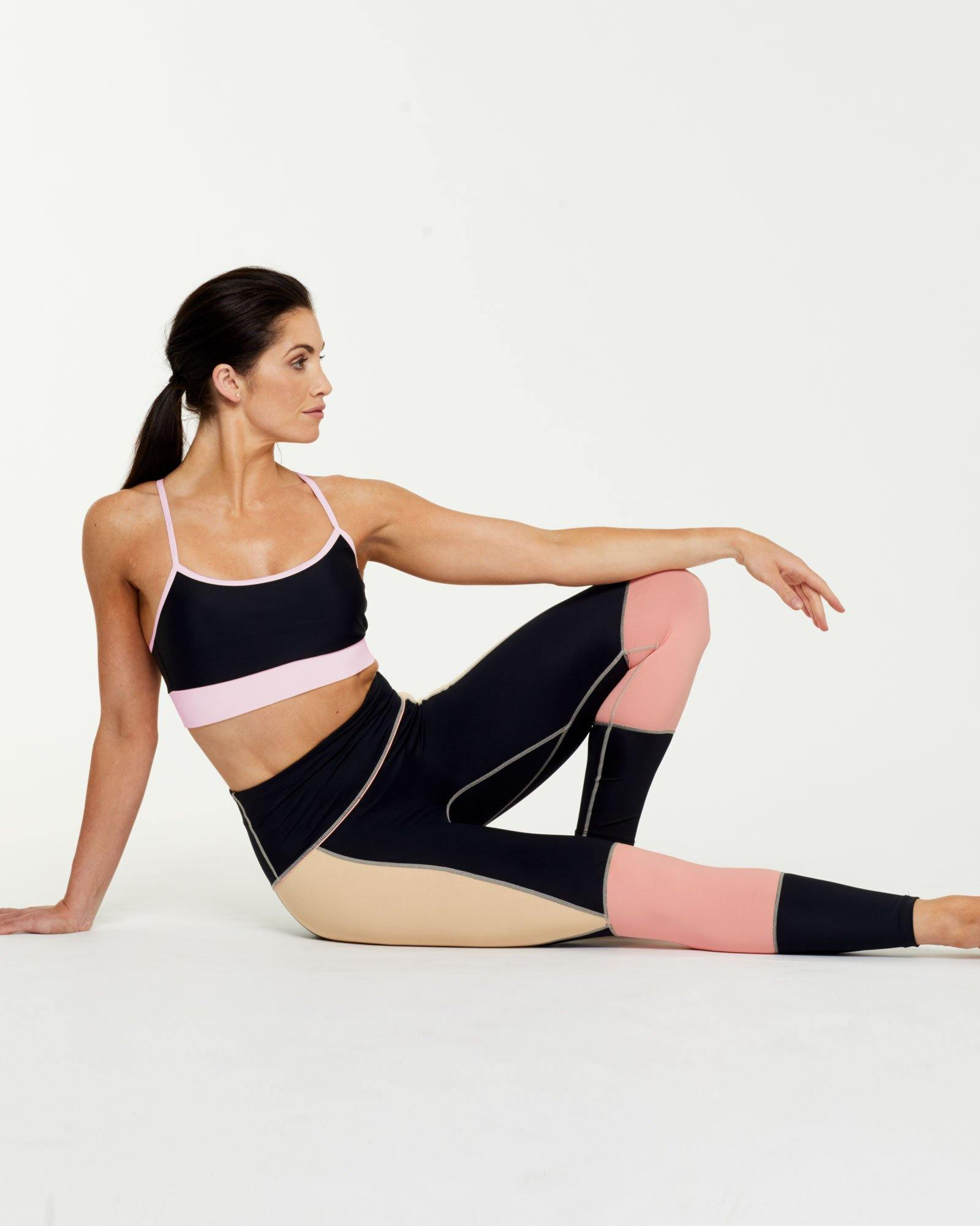 Warrior Gracilis High Waist 7/8 Legging