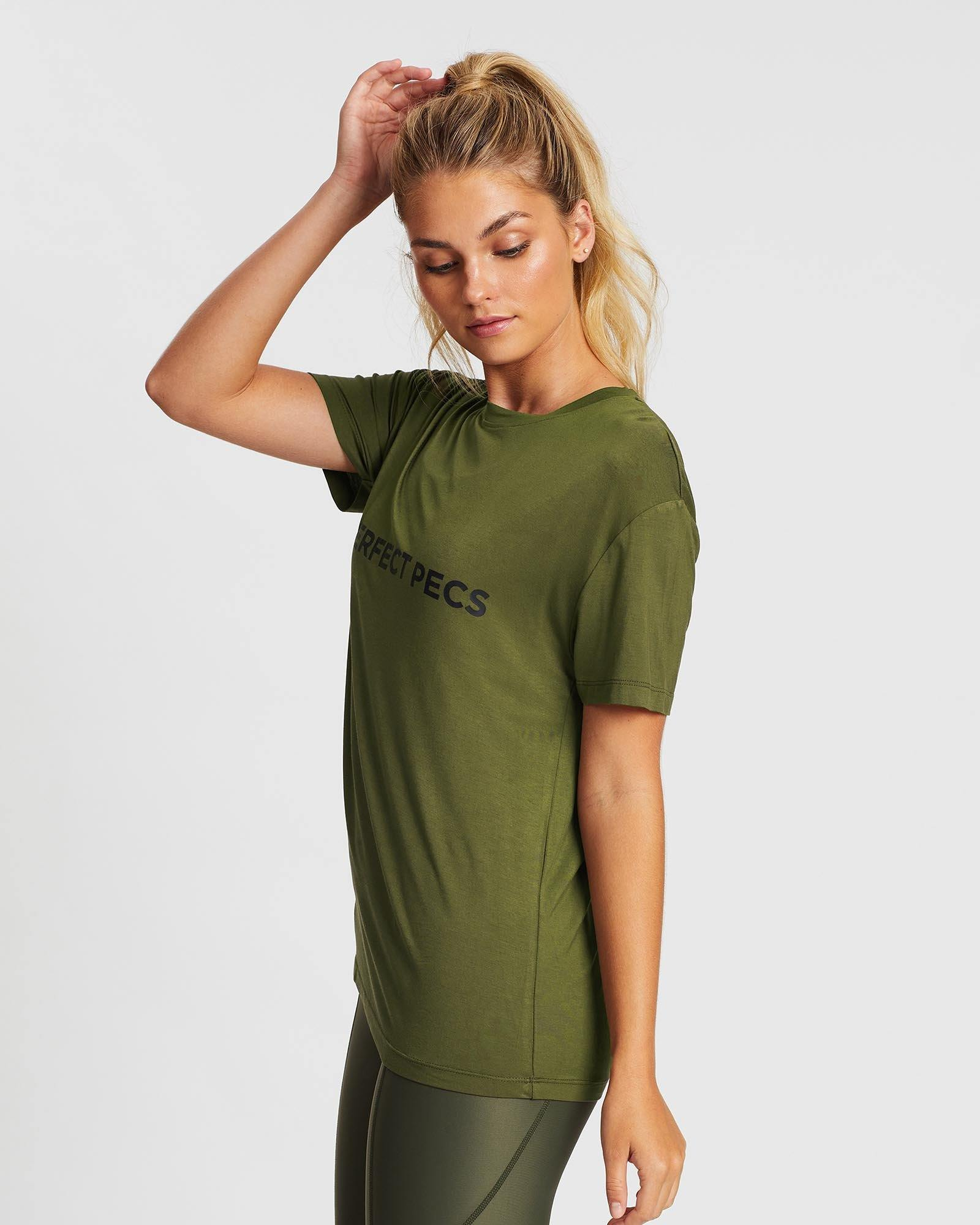 Sergeant Olive Scapulae T-Shirt - More Body