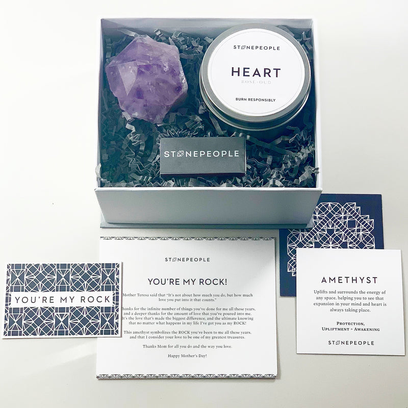 You're My ROCK: Mother's Day Ritual Kit
