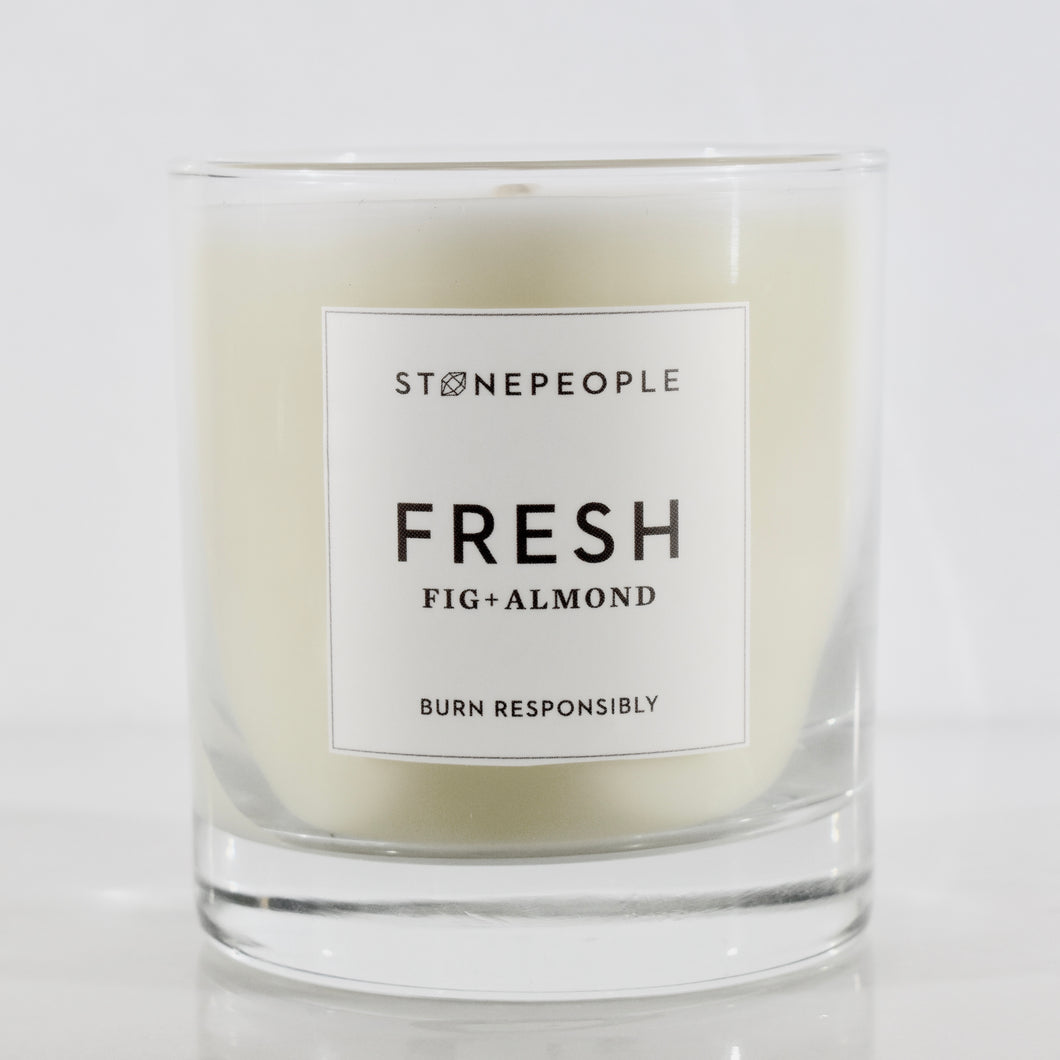 FRESH: Fig + Almond Candle