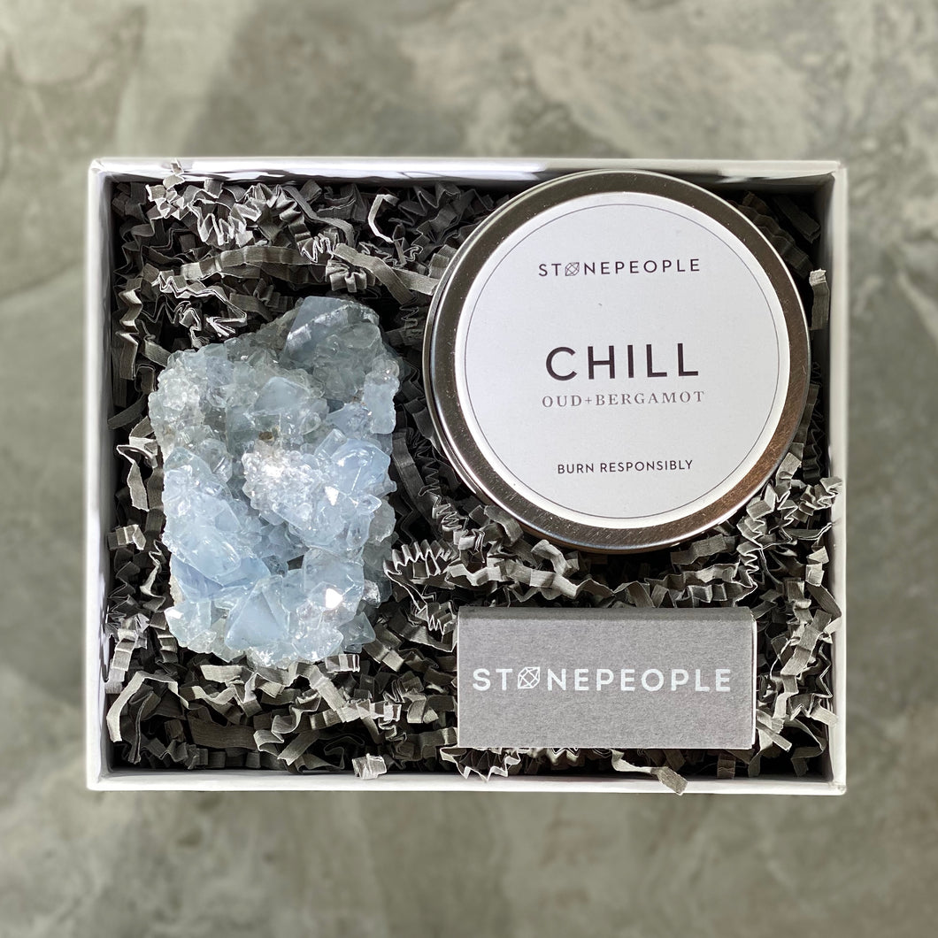 Silence: Properly Meditated Ritual Kit